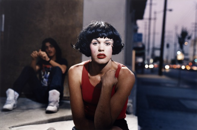 Philip-Lorca diCorcia. 'Marilyn; 28 Years Old; Las Vegas, Nevada; $30' 1990-92