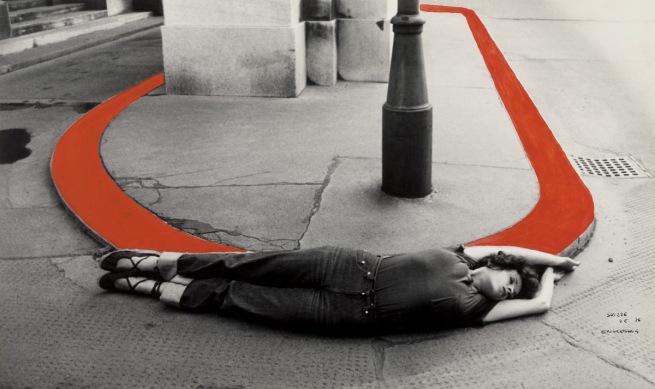 VALIE EXPORT. 'Einkreisung (Encirclement)' 1976
