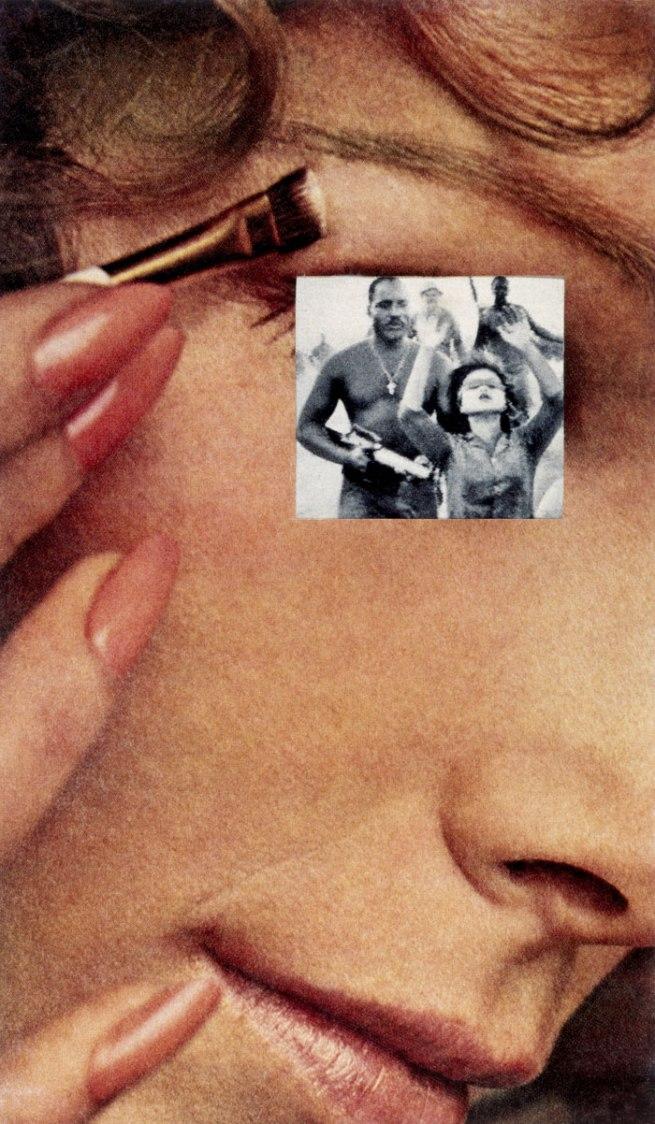 Martha Rosler. 'Hands Up / Makeup' 1967-1972