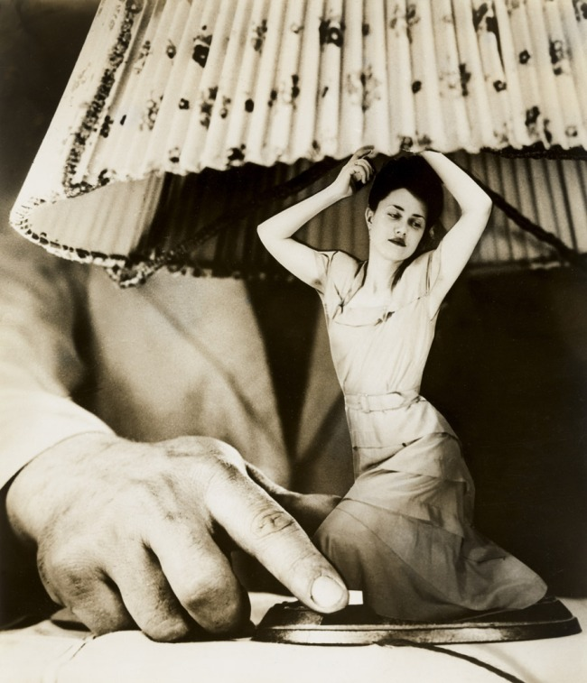 Grete Stern. No. 1 from the series Sueños (Dreams) 1949