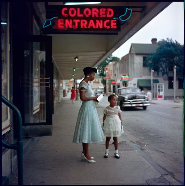 Gordon Parks. 'Department Store, Mobile, Alabama' 1956