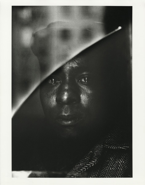 Gordon Parks. 'Norman Fontenelle, Sr., Harlem, New York' 1967