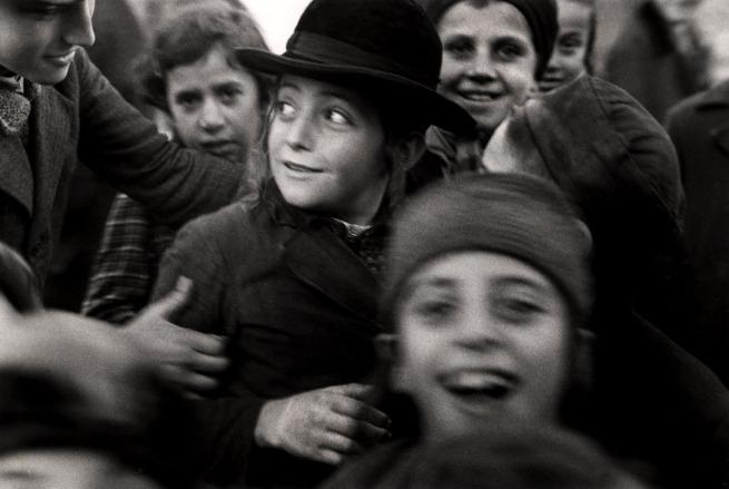 Roman Vishniac. 'Untitled [Jewish schoolchildren, Mukacevo]' c. 1935-38