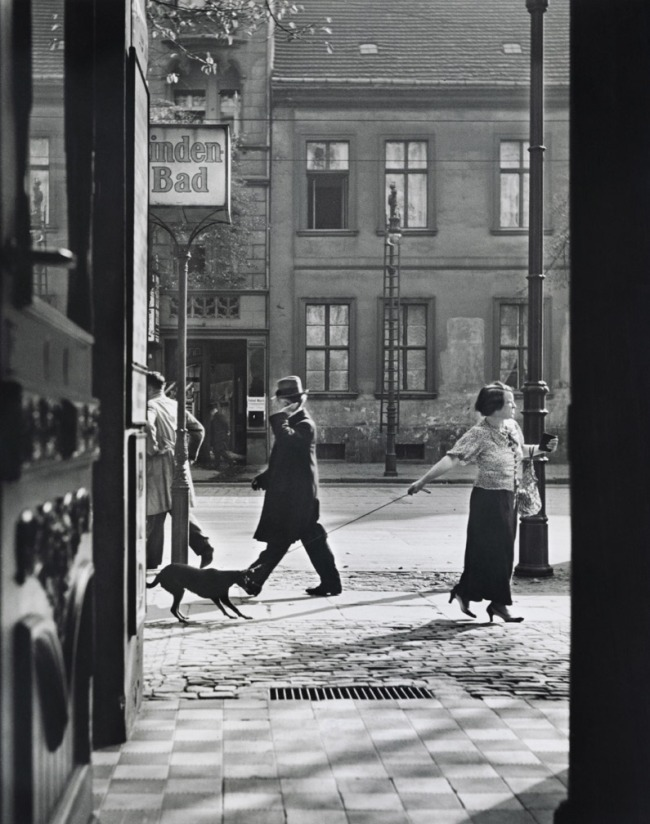 Roman Vishniac. 'Recalcitrance' Berlin, 1926