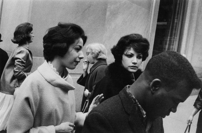 Garry Winogrand. 'New York' c. 1960