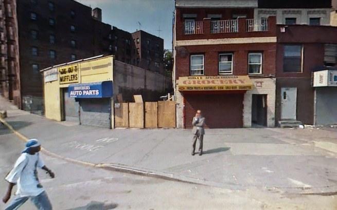 Doug Rickard. '#40.805716, Bronx, NY (2007)' 2011