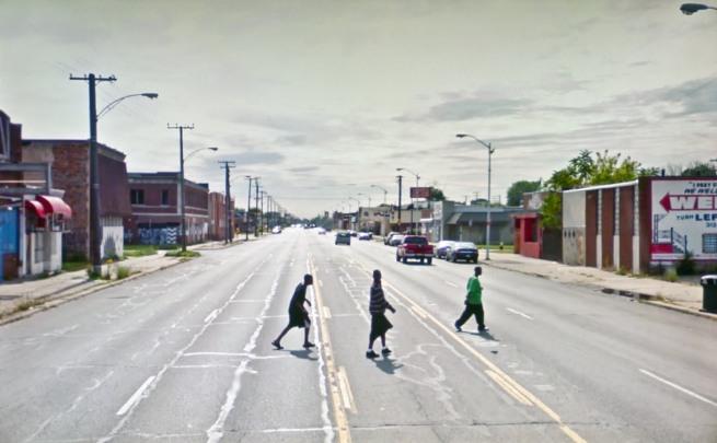 Doug Rickard. '#82.948842, Detroit, MI (2009)' 2010