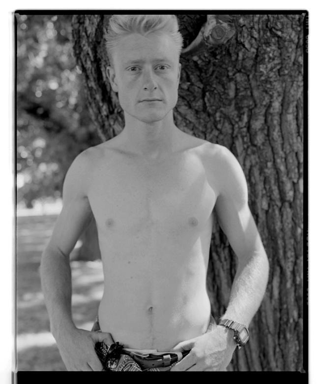 Marcus Bunyan. 'Damien, 1994' 1994