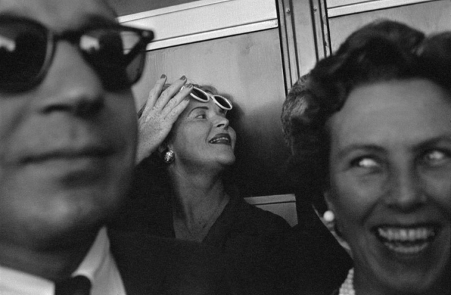 Garry Winogrand. 'Democratic National Convention, Los Angeles' 1960