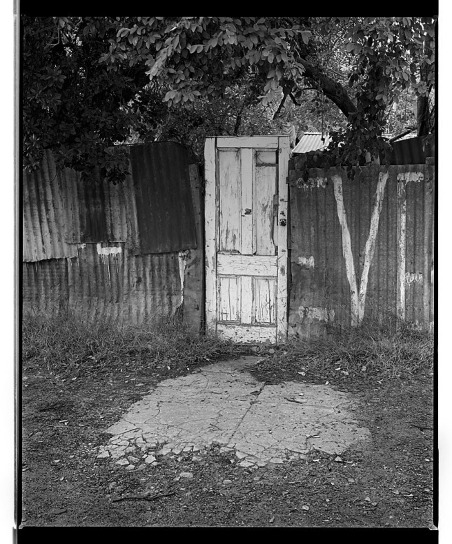 Marcus Bunyan. 'White door 2' 1994