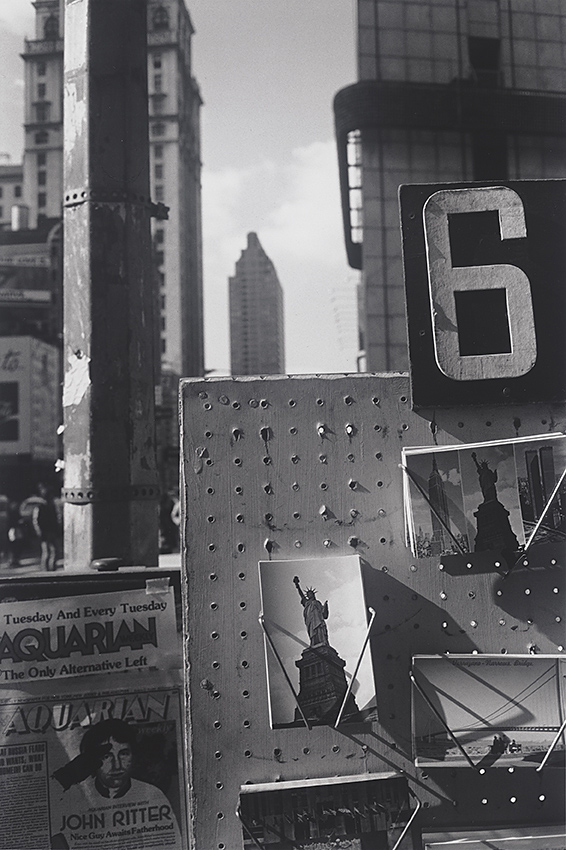 Lee Friedlander (American, born 1934) 'New York City' 1980