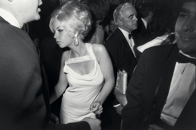 Garry Winogrand. 'Centennial Ball, Metropolitan Museum, New York' 1969