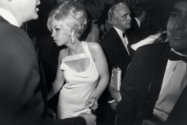 Garry Winogrand. 'Centennial Ball, Metropolitan Museum, New York' 1969