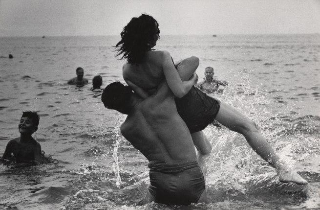 Garry Winogrand. 'Coney Island, New York' c. 1952