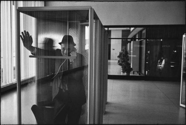 Garry Winogrand. 'John F. Kennedy International Airport, New York' 1968