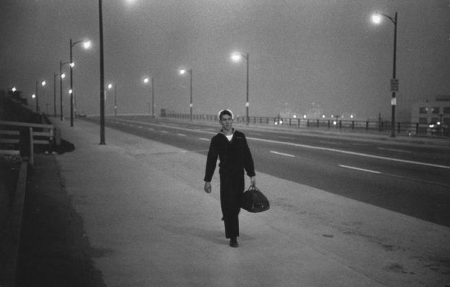 Garry Winogrand. 'New York' 1950