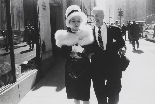Garry Winogrand. 'New York' c. 1962