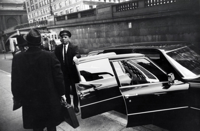 Garry Winogrand. 'Grand Central Station' 1968