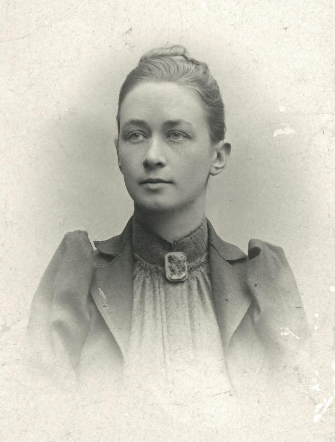 Photographer unknown. 'Portrait of Hilma af Klint' Nd