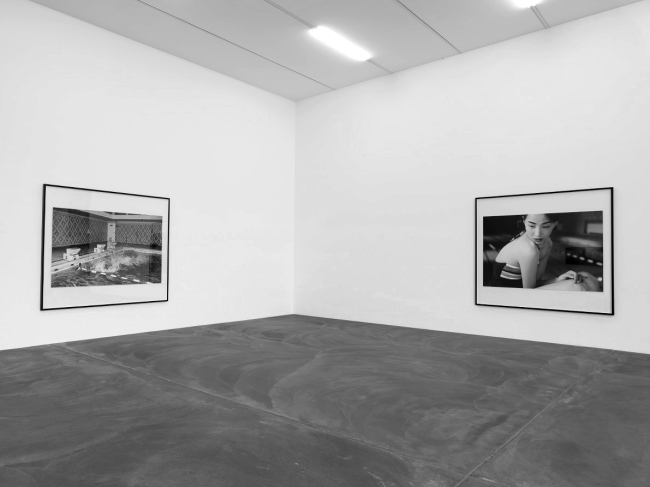 """Installation views of Yang Fudong: """"Estranged Paradise. Works 1993 - 2013"""", Kunsthalle Zürich, 2013"""