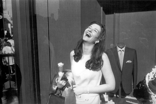 Garry Winogrand. 'New York' 1968