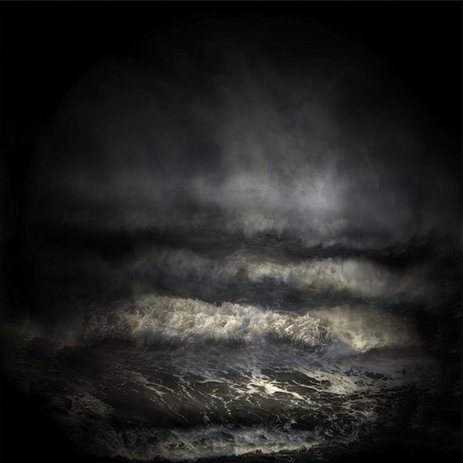 Sophia Szilagyi. 'dark sea' 2013