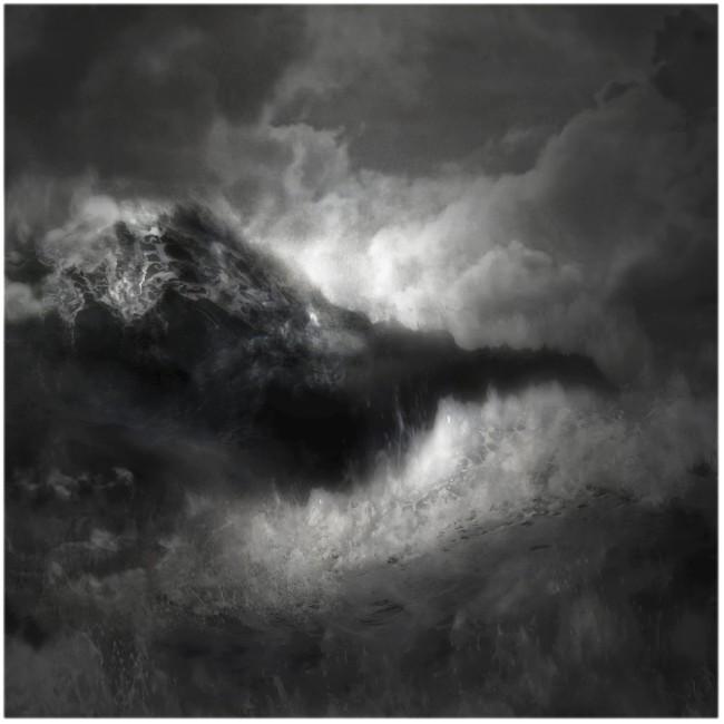 Sophia Szilagyi. 'night waves I' 2013