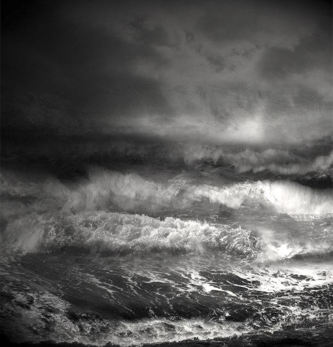 Sophia Szilagyi. 'ocean view II' 2013