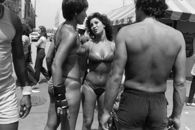 Garry Winogrand. 'Venice Beach, Los Angeles' 1979