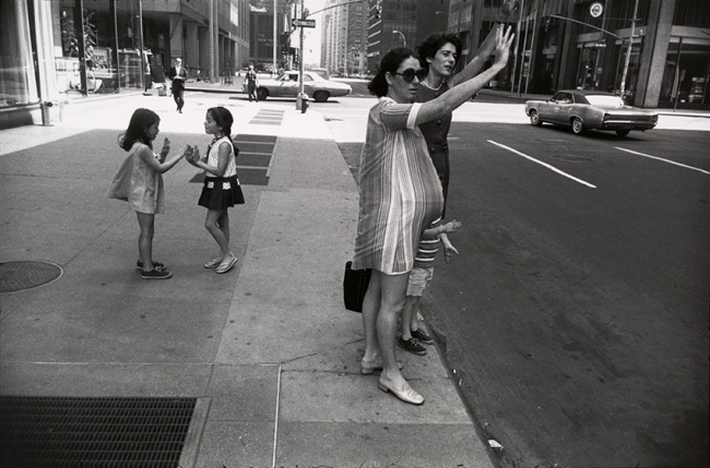Garry Winogrand (American, 1928-1984) 'New York City' 1968