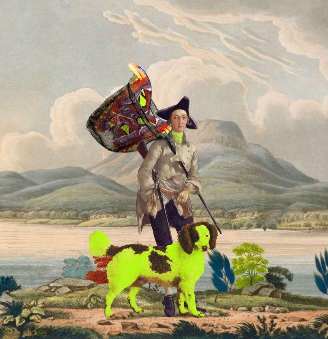 Joan Ross. 'Shopping for butterfly' 2013