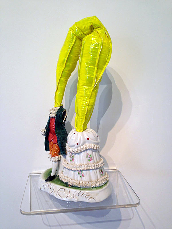Joan Ross. 'Together we can take over the world' 2012