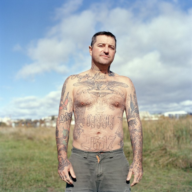 Lee Grant(Australian, b. 1973) 'Lee' 2010