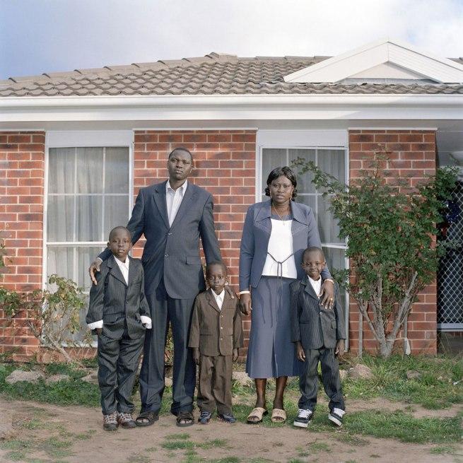 Lee Grant(Australian, b. 1973) 'The Duot Family' 2009
