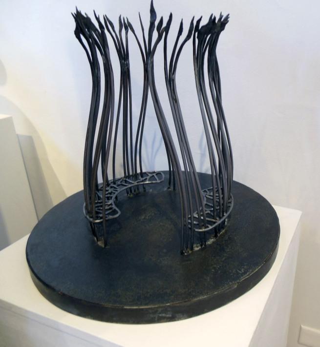 David Wood. 'Reed rotunda' 2013