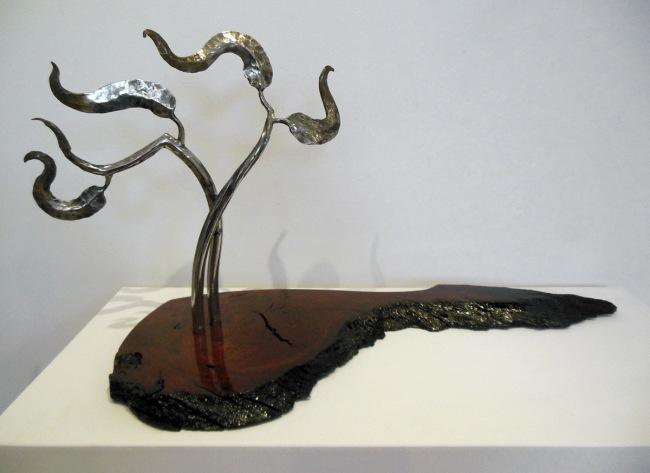 David Wood. 'Ghost Gum One' 2013