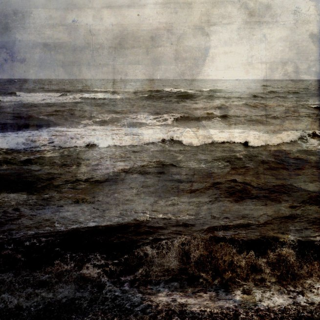 Troy Ruffels. 'Sea #3 (remains of the day)' 2013