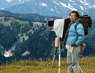 Joshel Namkung on Hurricane Ridge