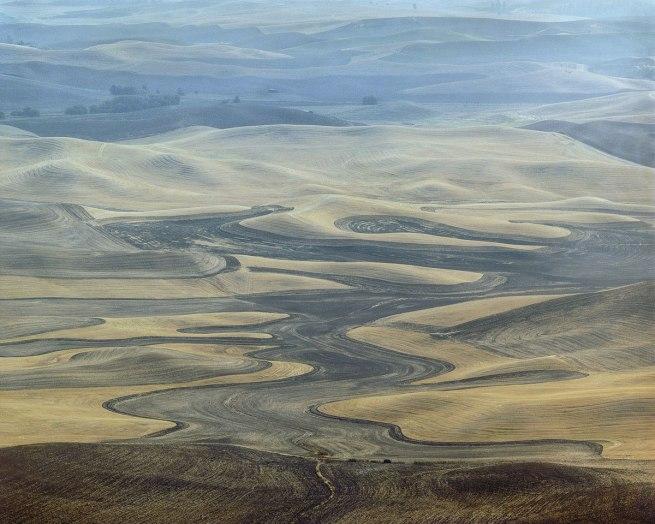 Johsel Namkung. 'Steptoe Butte, Washington October, 1983' 1983