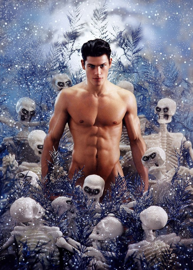 Pierre et Gilles. 'The Death of Adonis' 1999