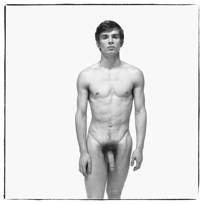 Richard Avedon. 'Rudolf Nureyev' 1961