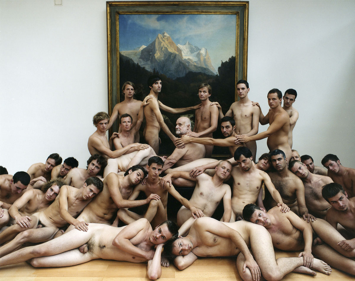 Art of the naked male-7366