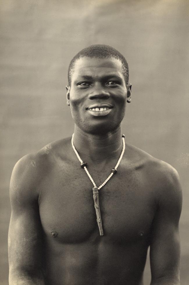 A.M. Duggan-Cronin. 'A Morolong Youth' South Africa, early twentieth century
