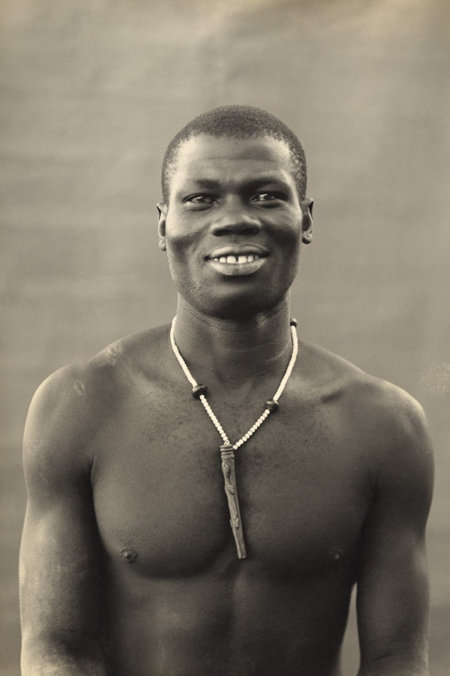A.M. Duggan-Cronin. 'A Morolong Youth' South Africa, early twentieth century