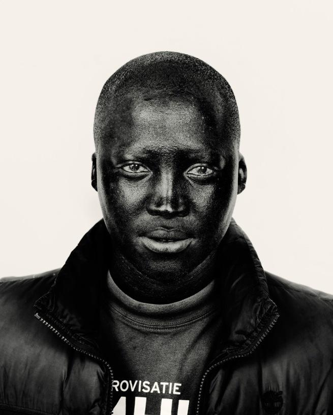 Pieter Hugo. 'Themba Tshabalala, Cape Town' 2011