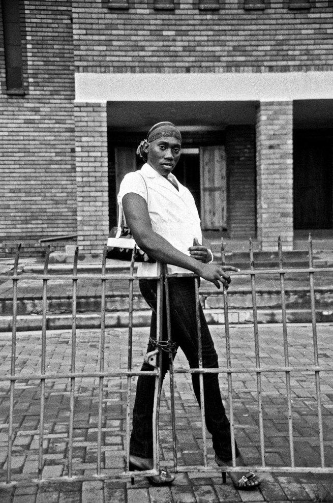 Sabelo Mlangeni. 'Xolani Ngayi, eStanela' 2009