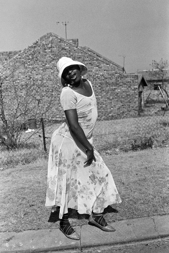 "Sabelo Mlangeni. 'Lwazi Mtshali, ""Bigboy""' 2009"