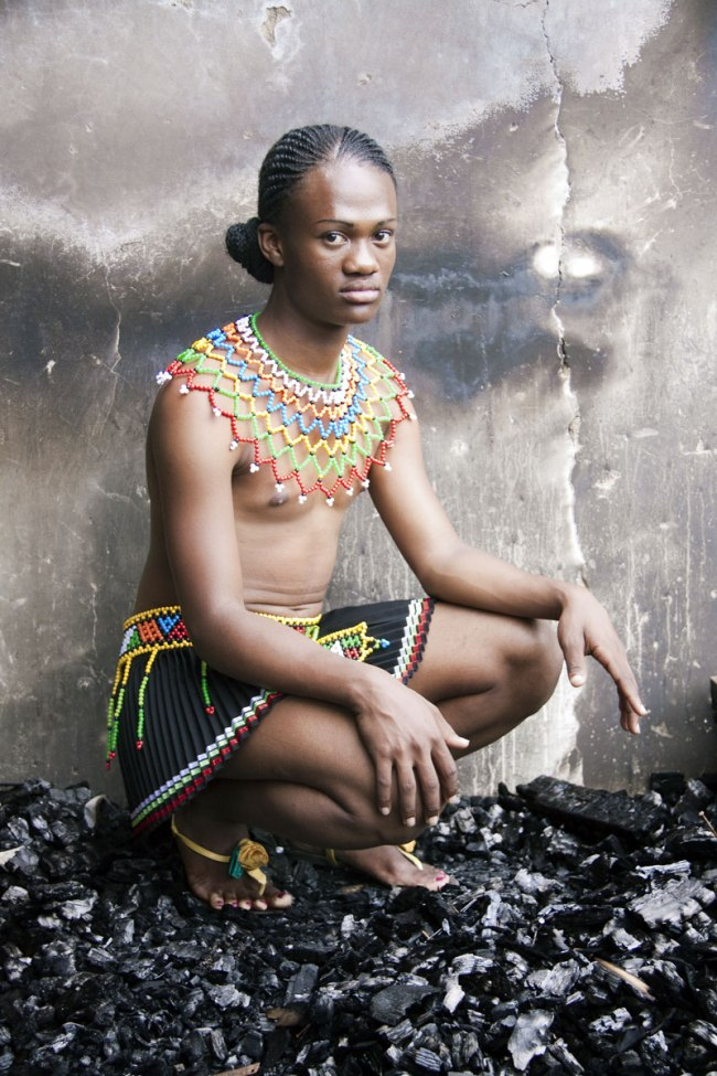 Zanele Muholi. 'Ms Le Sishi I, Glebelands, Durban' January 2010