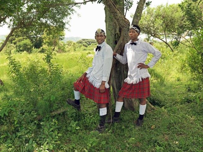 Zwelethu Mthethwa. 'Untitled' 2010