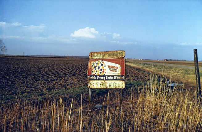 William Eggleston (American, born 1939) 'Untitled (Mississippi)' c. 1970
